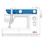 Masina de cusut Elna Explore 240 Electro-mecanica 24 cusaturi Butoniera,pentru materiale groase