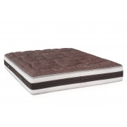 Cadar Beds Matelas à mémoire de forme Pocket Chocolate, 28 cm