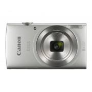 "Canon Camara digital canon ixus 185 hs plata 20mp zoom 16x/ zo 8x/ 2.7"" litio/ videos hd/ fecha"