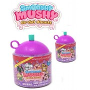 NEW! Smooshy Mushy SERIES 2.5 Surprise Do-Dat Donuts PURPLE - Slow Rise Collectible Toy, Collectible, Surprising and Fun
