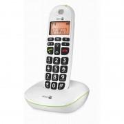 Doro Téléphone Sans fil DORO Phone Easy 100w Blanc Grand Afficheur 30db
