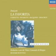 G. Donizetti - La Favorita- Ga- (0028943003827) (3 CD)