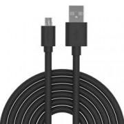 Manhattan Cavo di Ricarica Rapida USB/Micro-USB 1m Nero