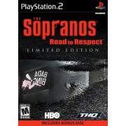The Sopranos: Road to Respect Collector's Edition - PlayStation 2