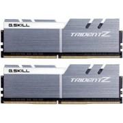Kit Memorie GSKill Trident Z Silver 16GB (2x8GB) DDR4 3600MHz CL16 1.35v Dual Channel