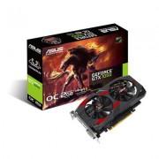 ASUS GeForce GTX 1050 Cerberus OC (2GB GDDR5/PCI Express 3.0/1404MHz-1544MH