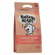 Barking Heads Pooched Salmon Adult Dry Dog Food 2kg