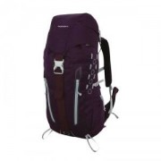 True North Tour 45 Hiking Backpack, lilac, True North