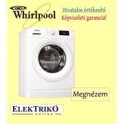 Whirlpool FWDG 86148W EU mosó-szárítógép , A energiaosztály , 8 kg mosási töltet , 6. érzék