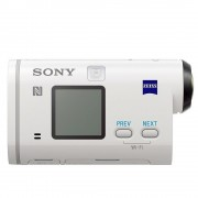 Sony HDR-AS200VR (white) Body + Live-View Remote Kit [HDRAS200VR.CEN] (на изплащане)