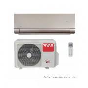 VIVAX COOL, klima uređaji, ACP-12CH35AEVI GOLDWiFigratis nosači