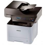 Samsung SL-M4070FR A4 Mono Laser MFP Multifunction Printer, Print / copy / scan / fax, LAN, USB