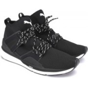 Puma B.O.G Limitless Hi Sneakers For Men(Black)