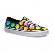 Shoes Vans Authentic Late Night black/macaroons
