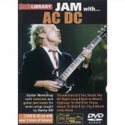 Roadrock International Lick Library: Jam With AC/DC DVD, CD