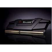 DDR4 16GB (4x4GB), DDR4 3600, CL17, DIMM 288-pin, G.Skill RipjawsV F4-3600C17Q-16GVK, 36mj