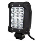 LED Solution LED pracovní světlo 36W BAR 10-30V 4-řady LB0042
