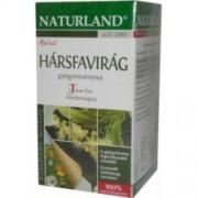 Naturland Hársfavirág tea filteres, 20x1,25g