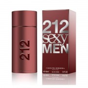 Carolina Herrera 212 Sexy Men Edt 50 Ml