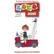 Boosterbox Mini Loco - Puzzelen met Pluk van de Petteflet (4-6 jaar)