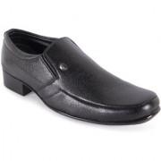 Action Men'S Black Formal Slip On Shoes