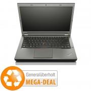 """IBM ThinkPad T440p, 35,6 cm/14"""", Core i5, 8GB, 256GB SSD (generalüberholt)"""