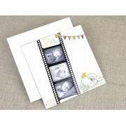 Invitatie botez Dumbo cod 15725