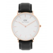 レディース DANIEL WELLINGTON 0508DW CLASSIC SHEFFIELD WATCH ROSE GOLD 36MM 腕時計 ホワイト