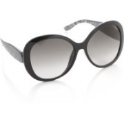 United Colors of Benetton Over-sized Sunglasses(Grey)