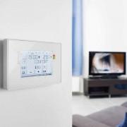 Radiový termostat s přijímačem Somfy io-homecontrol