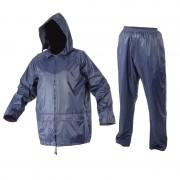 Costum ploaie / albastru - xl