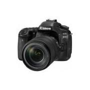 Câmera Canon Eos 80d 18-135 Nano Usm