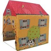 Stan - családi ház mintás sátor