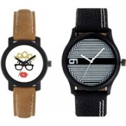 OpenDeal OD-59OD-C209 Ms Fancy Designer Combo Watches For Girls & Womens Watch - For Men & Women