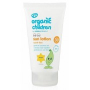 Green People Zonnebrand Factorspf30 Kinder Parfumvrij