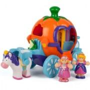 Wow igračka princeze i kočija