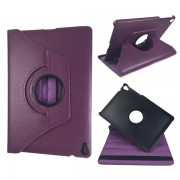 360 Degree Rotating Case for Google Nexus 9 - Purple