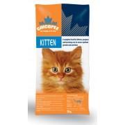 Храна за малки котета от 1 до 12 месеца, бременни и кърмещи котки Chicopee Hi Premium Kitten 15 кг