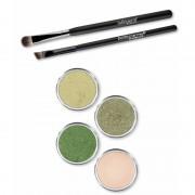 Bellápierre Cosmetics Get The Look Eye Kit Wild Forest 6 st Presentask