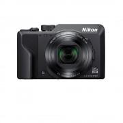 Nikon Coolpix A1000 Aparat Foto Compact 16Mpx Zoom Optic 35x Negru