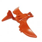 Lego Parts: Dino Pteranodon (Dark Orange)