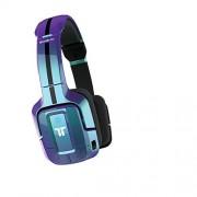 "Tritton Swarm Audífonos (BiAudífono, 3.5 mm (1/8 ""), Diadema, Azul, Wired/Bluetooth, Supraaural)"