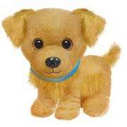 First & Main 7 Tan Wuffles Golden Retriever Puppy Dog Basic Plush Toys