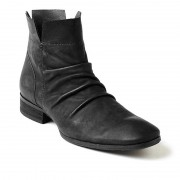 Croft Depp Shoes Black FLP490
