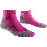X-Socks Run Discovery Hardloopsokken Dames roze 41/42 2018 Hardloopsokken