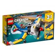 LEGO Creator trkaći avion 3u1