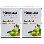 Himalaya Amalaki (Pack of 2) - 60 Capsules each (Ayurvedic)