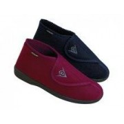 Dunlop Pantoffels Albert - Burgundy-man maat 40 - Dunlop