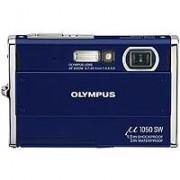 Olympus μ 1050 SW vodootporni digitalni fotoaparat Pacific Blue