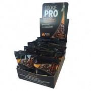 Alevo Pack de 24 Biscoitos Cookie Pro Laranja Amarga Coberto com Chocolate Preto